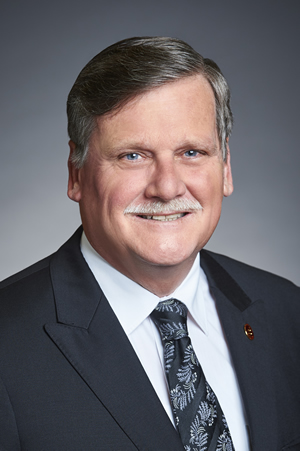 Portrait photo of Hon. Simon O'Brien MLC, Deputy President and Chair of Committees, Legislative Council