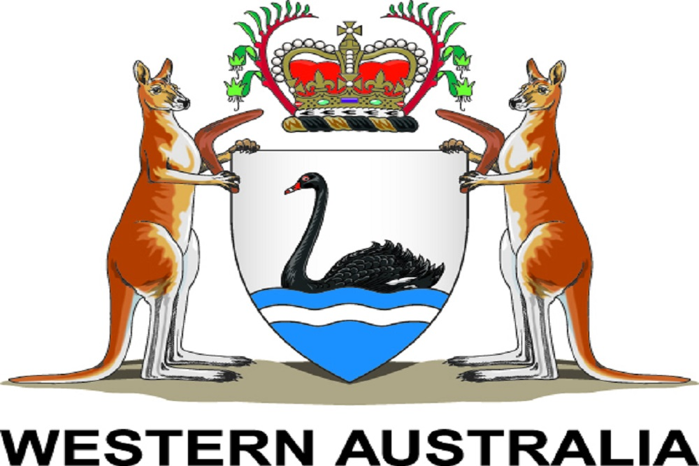 Western Australian State Coat of Arms